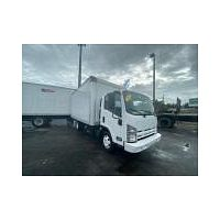 2012 ISUZU NPR 16FT DRY STOCK 1609