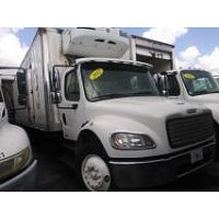 2012 FREIGHTLINER 26FT REEFER TRUCK