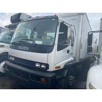 ISUZU FTR YEAR 2007 BOX TRUCK