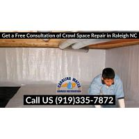 Get a Free Consultation of Crawl Space Repair in Raleigh NC