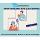 Join Online PTE Coaching