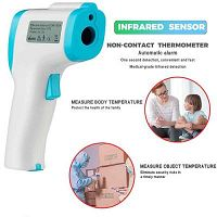 Stay Protected Using Digital Thermometer Gun