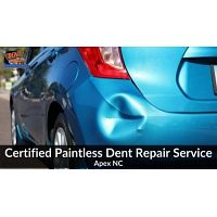Certified Paintless Dent Repair Service in Apex NC