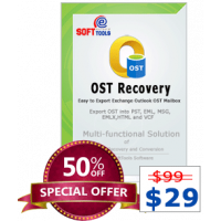 OST Recovery Software