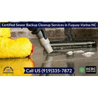 IICRC Certified Sewer Backup Cleanup in Fuquay-Varina NC