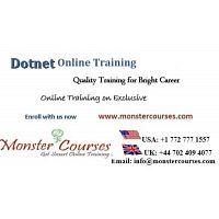 .NET Online Training DOTNET Online TRaining