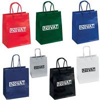 Buy Custom Printed Paper Bags to Popularize Brand Name