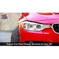 Expert Car Dent Repair Services in Cary NC
