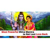 Most Powerful Shiva Mantra to Get Lost Love Back - Naksh Shastri