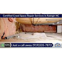 IICRC Certified Crawl Space Repair services in Raleigh NC