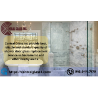 Replacement Glass Shower Door Service in Sacramento