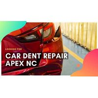 Looking for Car Dent Repair in Apex NC?