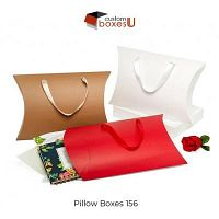 Fully Utilize Custom Pillow Boxes To Enhance Your Business