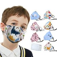 Get Children Anti-Dust Face Masks to Stay Safe