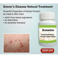 Natural Treatment for Grover's Disease