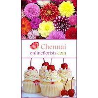 Cherish occasions with Online Delivery of Cakes, Flowers n Gifts to Trichy -Same Day .