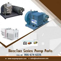 How our DirecTorr series Pump parts helps you ?