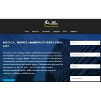 Medical Device Manufacturers Email List