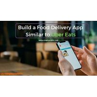 UberEats Clone App Develoment | Hire UberEats Clone Developers