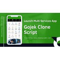 Gojek Clone App | Hire Gojek Clone Developers