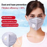 Keep Safe Using Air Pollution Face Masks