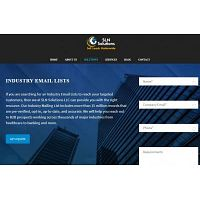 Buy Mailing List by Industry