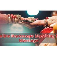 Online Horoscope Matching for Marriage - Astrology Support