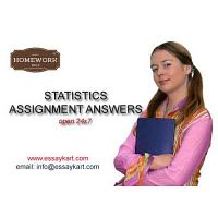 Statistics Assignment Answers