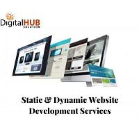 Static Web Design Solutions Tailored to your Requirement