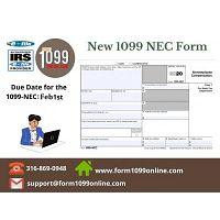 File 1099 NEC Form with the IRS | Form 1099 Online