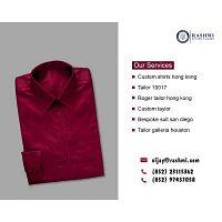 Custom Suits, Tailored Suits and Mens Tailor San Jose - Rashmi Custom Tailors