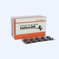 Cenforce 200 : Medication to Treat Erectile Dysfunction