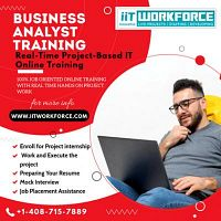 business analyst training for beginners at iit workforce