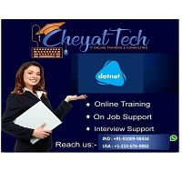 dotnet online training by cheyat tech
