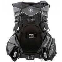Buy AQUALUNG BC, Axiom, Black Charcoal XS BCD - Ocean Enterprises