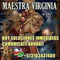 MAESTRA VIRGINIA AMARRES EFECTIVOS Y GARANTIZADOS3103437489