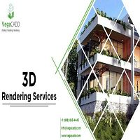 3D Rendering Services for your next Property development requirement