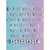 Clases virtuales de inglés +15612573214