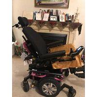 Venta de silla de ruedas eléctrica Quantum Q6Edge Modelo 3SP-SS