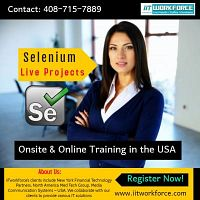 Selenium training near me