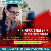 IT business analyst jobs