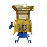 Takeup spooling and coiling machines from ReelPower