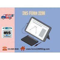 E-File Form 2290 | Federal Vehicle Use Tax | Form2290Filing.com