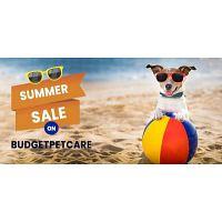 10% Off Summer Sale On Budget Pet Care