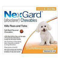 Nexgard For Dogs | Buy Nexgard Chewables | NexGard Flea and Tick Protection for Dogs