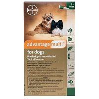 Advantage Multi (Advocate) Flea & Tick Treatments for Dogs & Puppies