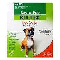 kiltix Dog Collar: Bayer Flea & Tick Collar for Dogs | Kiltix Tick Collar for Dogs