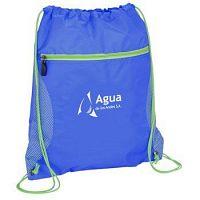 Get Custom Drawstring Backpacks to Reinforce Brand Name
