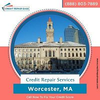 Fast credit repair for mortgage in Worcester