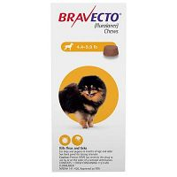 Shop Bravecto Chews for Dogs & Treat soft & tasty Tables at Flat 12% OFF Today Only